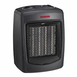 Small Office Space Heater Under-Desk Compact Personal Indoor
