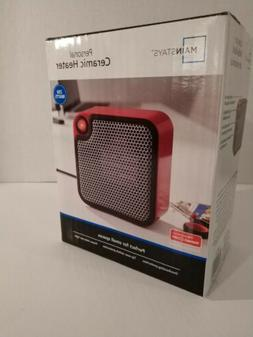 small personal electric portable ceramic space heater
