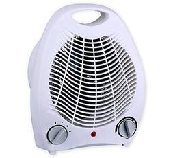 Smart Desktop 1500 Watt Quiet Fan Space Heater Compact table