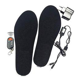 XuBa Smart Rechargeable Electric Heating Insole with Remote