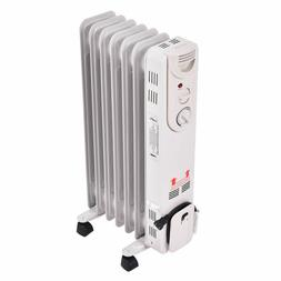 Space Heater 1500W Electric Radiator 3 Settings Easy-to-Use