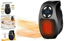 Space Heater for Indoor Use  Wall-Outlet Space Heaters, Plug
