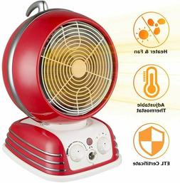 Space Heater for Office Electric Ceramic Space Heater with t
