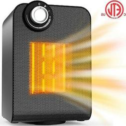 Space Heater, Heaters Indoor Portable, Electric Ceramic Heat