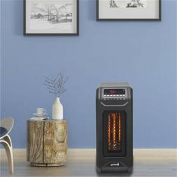 Space Heater Infrared Heater 4-Element Large Room Heater Ext