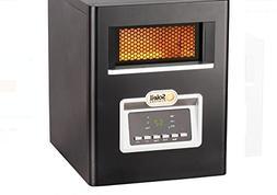 Space Heater-Premium Soleil®Compact Infrared Heater-1500W-B