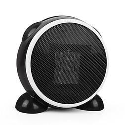 Crislan Space Heater- Personal Portable Mini Electric Cerami