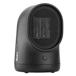 Space Heater – 500 Watt Thermostat Ceramic Heating Lowish