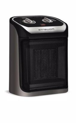 Rowenta Space Heater with Cool-Touch Handle, Compact Heater,