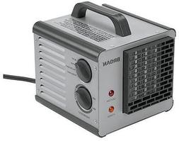 Space Heaters 6201 Broan Big Heat Cube Portable Electric Hea
