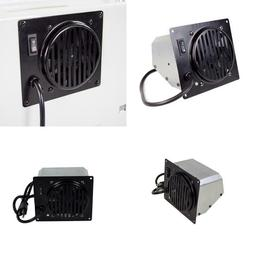 Space Heaters Wall Heater Fan Vent-Free Electric Automatic S