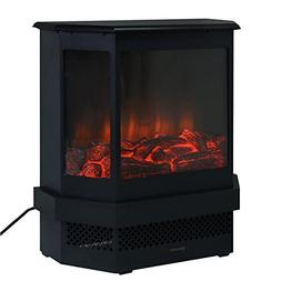 "New Free Standing 23"" Electric Fireplace 1500W Adjustable"