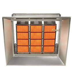SunStar Heating Products SG10-N Gas Infrared Natural Gas Cer