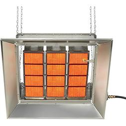 SunStar Heating Products SG6-N Gas Infrared Natural Gas Cera
