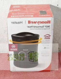 NEW Honeywell 360-degree Surround Heater - Black