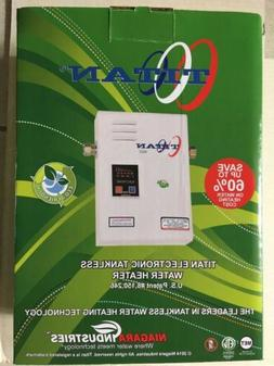 Titan Tankless Water Heater Electric N120, Instant Hot Water