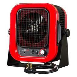 The Hot One Electric Garage Heater Portable 5000-Watt 240-Vo