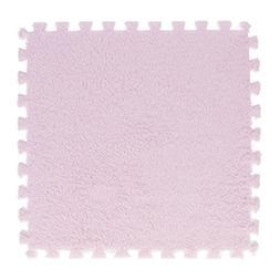 Huayang 10pcs Thickened Carpet Foam Mat Splicing Floor Mat F