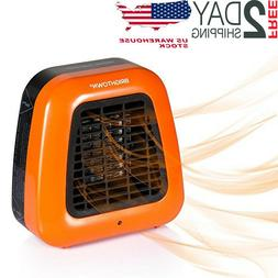 Top Quality Ceramic Space Heater, 400-Watt Portable PTC Elec
