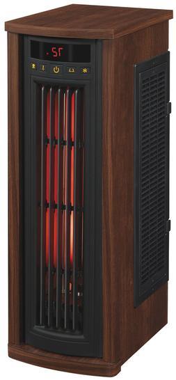 Duraflame Twin Star Home 5,200 BTU Quartz Space Heater