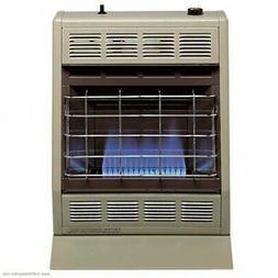 Empire Vent-Free Blue Flame Heater LP 10000 BTU, Thermostati