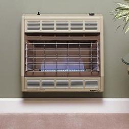 Empire Vent-Free Blue Flame Heater LP 30000 BTU, Thermostati