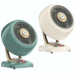 Vornado VHEAT 1500W Whole Room Vintage Metal Space Heater -