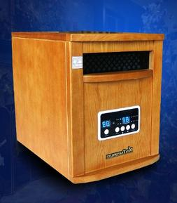 New Diva Tranquility 1500 Watts Vintage Style Infrared Porta
