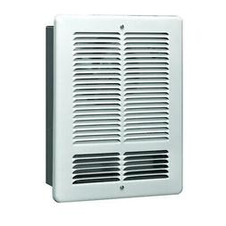 King Electric W1215 W Wall Heater, 120-Volt, White