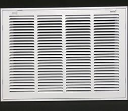 "20"" X 16 Steel Return Air Filter Grille for 1"" Filter - Remo"