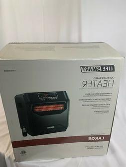 Lifesmart ZCHT1001US Zone Series 4 Element Infrared Heater,