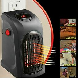 Zen Electric Portable Space Heater Warmer Digital Display Qu